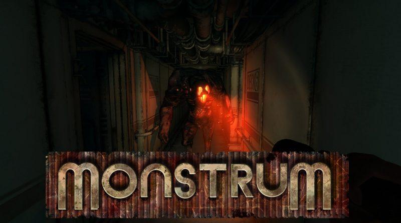 Monstrum Portada