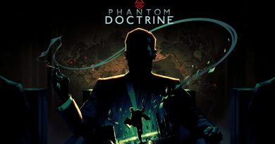 Phantom Doctrine Tráiler Portada