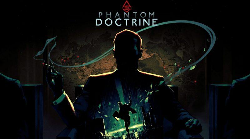 Phantom Doctrine Tráiler Portada