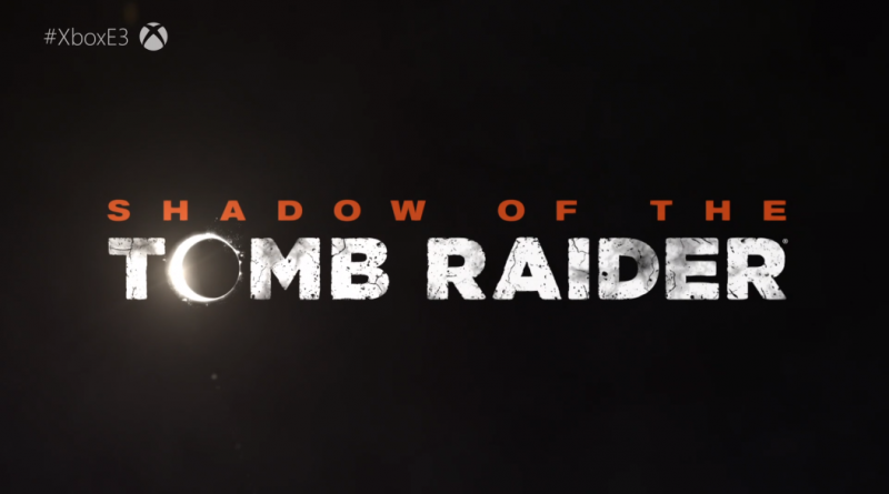 Shadow of Tomb Raider Portada