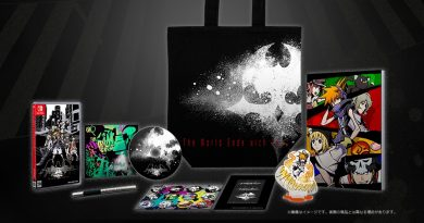 The World Ends With You Bag