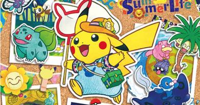 Pokémon Center recibirá adorables peluches veraniegos de Pikachu, Snorlax y Rowlet