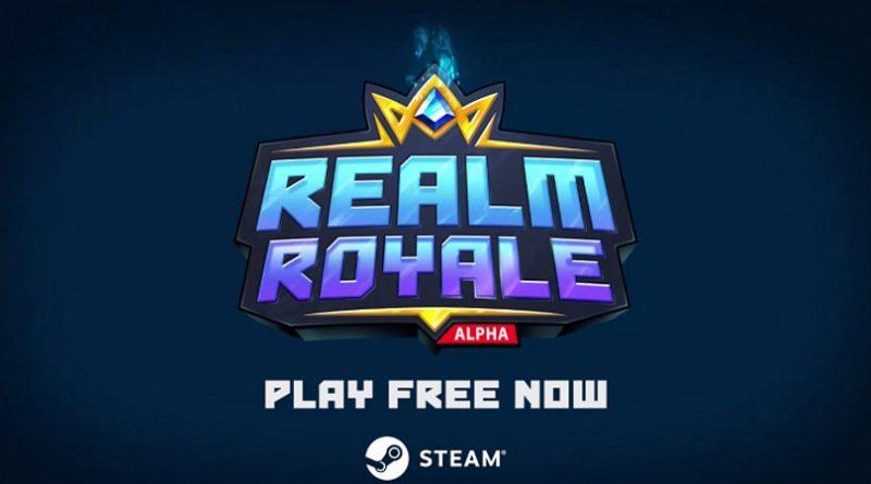 Paladins: Realm Royale