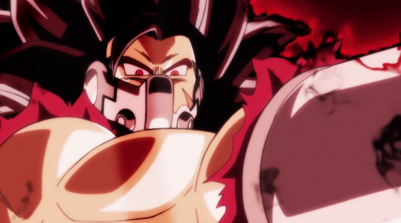 super dragon ball heroes anime portada