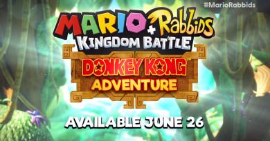 Mario+Rabbids Kingdom Battle: Donkey Kong Adventure