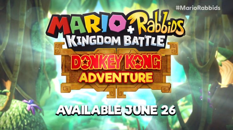 Mario+Rabbids Kingdom Battle: Donkey Kong Adventure