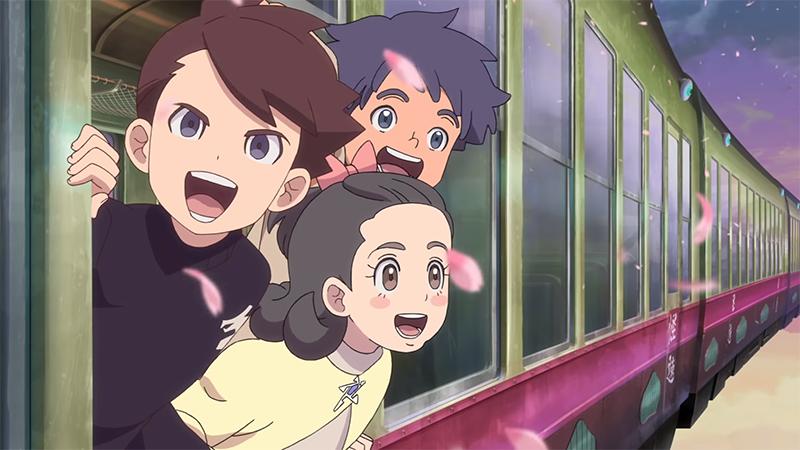 El Nuevo Trailer De Yo Kai Watch Forever Friends Muestra A Sus