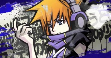 Nuevo prototipo para una figura de Neku de 'The World Ends With You: Final Remix'