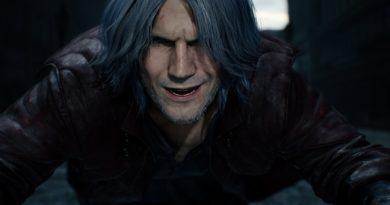 Devil May Cry 5 Dante Historia