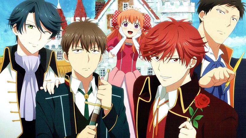 'Gekkan Shojo Nozaki-kun' formarán un grupo idol en honor al Día Mundial del Arte anime