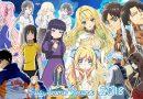 [Guía] Anime Temporada Verano 2018