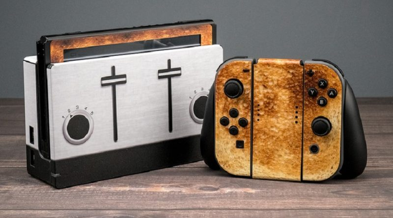 Tostadora Switch