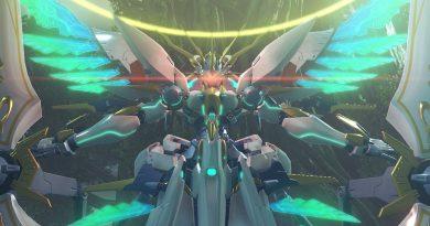 Xenoblade Chronicles 2 Siren Figura Portada