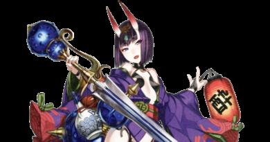 Nueva figura de Shuten-Douji de 'Fate/Grand Order'