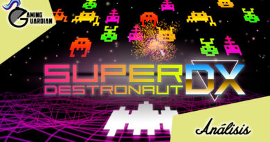 [Análisis] Super Destronaut DX