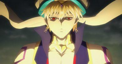 Se muestra una nueva figura de Gilgamesh, de 'Fate/Grand Order'