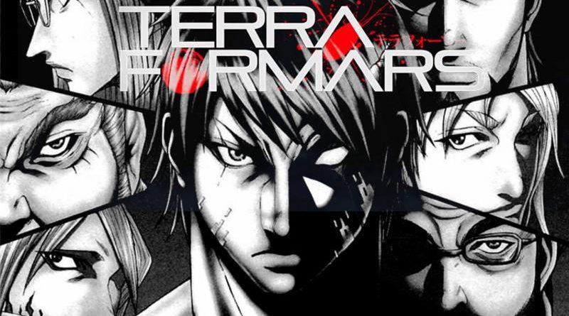 El Volúmen 22 De Terra Formars También Incluirá Un Dvd De