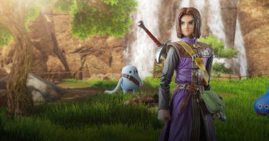 Nuevo vistazo a las figuras Bring Arts de 'Dragon Quest XI' y nuevos modelos anunciados