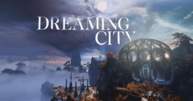 Destiny forsaken Dreaming City Trailer