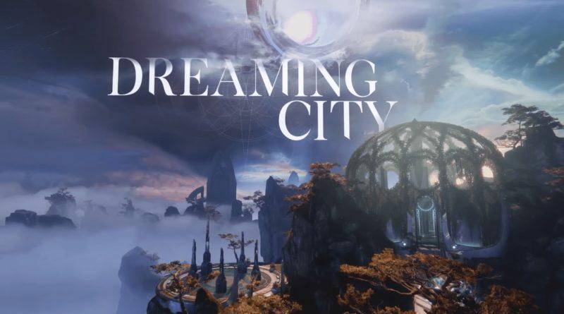 Destiny forsaken Dreaming City Trailer