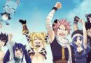 Hiro Mashima crea una nueva ilustración de los miembros del gremio de 'Fairy Tail' para la T Card de Tsutaya