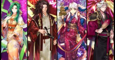 Fire Emblem Heroes personajes de evento