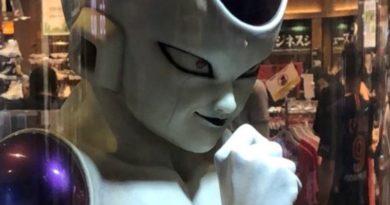 Freezer de la serie 'Dragon Ball' tiene su propia figura que habla