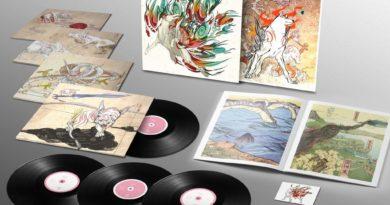 'Okami' saldrá a la venta con un set de vinilos y un libro de arte
