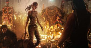 La estatua de 'Shadow of the Tomb Raider' fue hecha por LOTR Studio