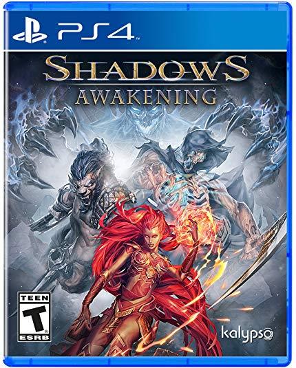 Shadows Awakening Ps4 Cover