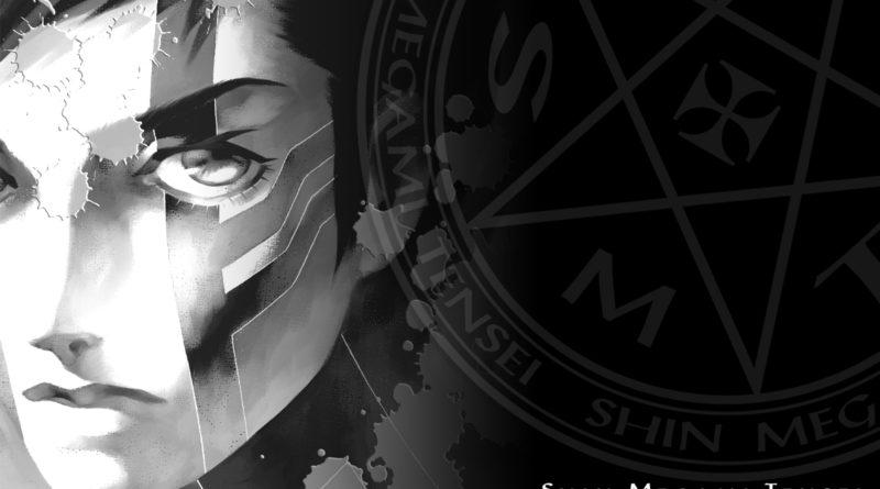 Pantalla Shin Megami Tensei: Nocturne