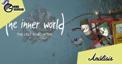[Análisis] The Inner World – The Last Wind Monk