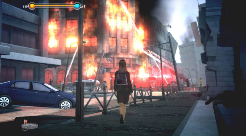 disaster report VR