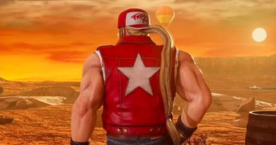 terry bogard Fighting Ex Layer