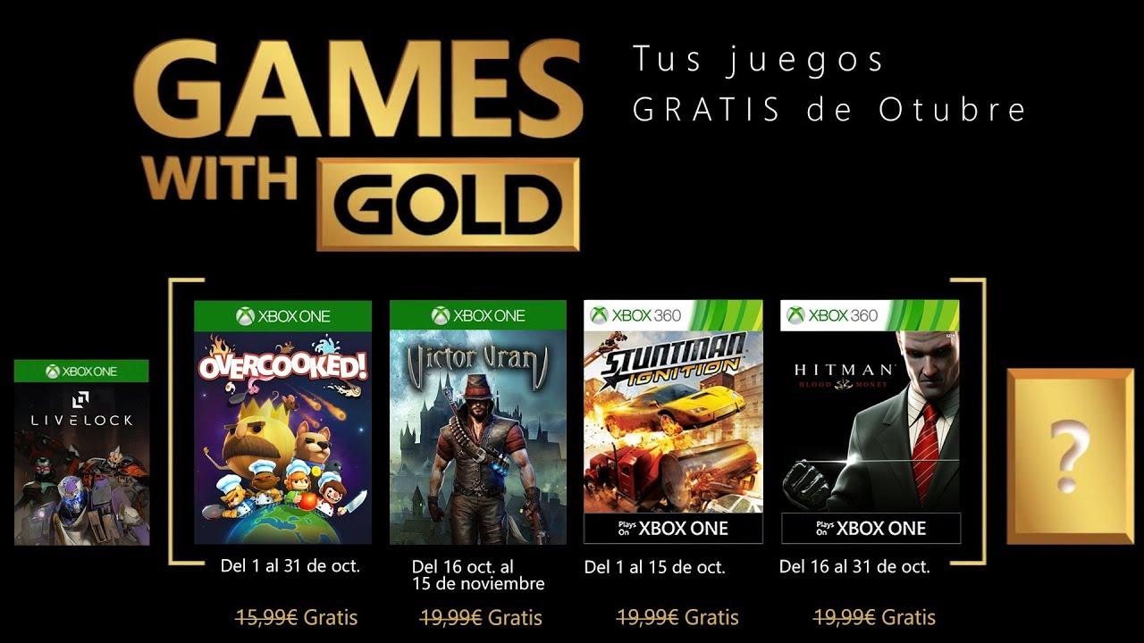 Ya Conocemos Los Juegos Con Games With Gold De Octubre Gaminguardian