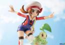 Kotobukiya revela su nueva figura de Pokémon, Lira con Chikorita