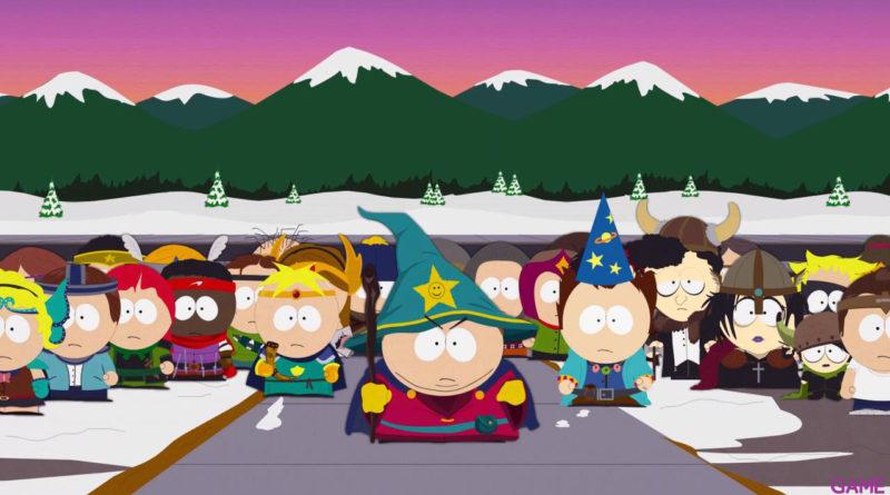 South Park VdlV Switch