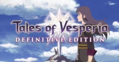Tales of Vesperia Definitve Portada Goodies