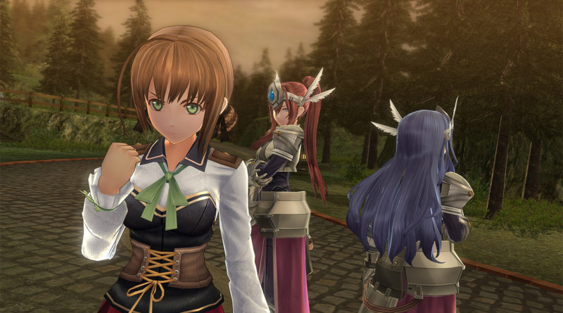 The Legend of Heroes: Trails of Cold Steel IV: The End of Saga