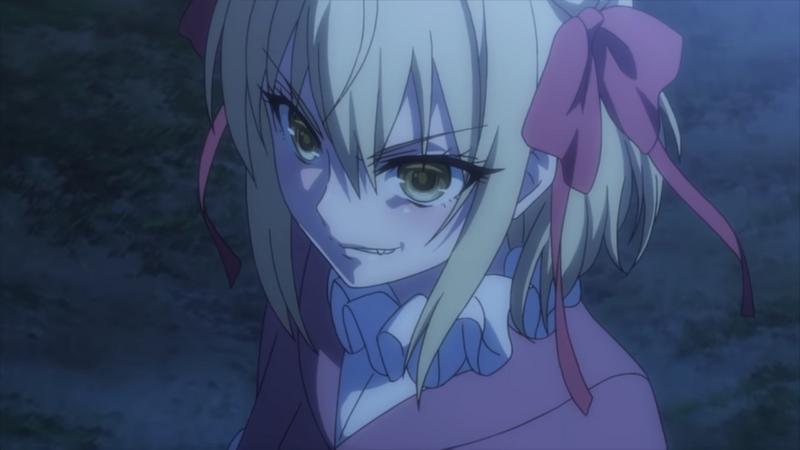 Anime mädchen aus ps vr