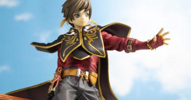 Kotobukiya lanzará una figura de Sorey, protagonista de 'Tales of Zestiria'