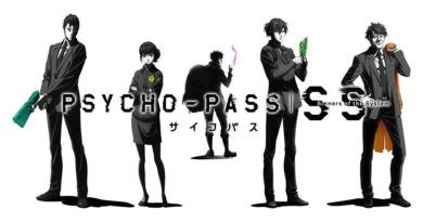 Psycho-Pass Sinners of the System Case