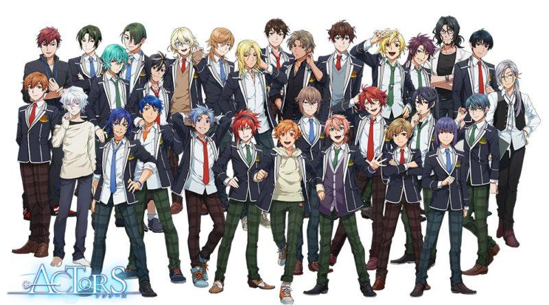 Actors Anime TV Portada