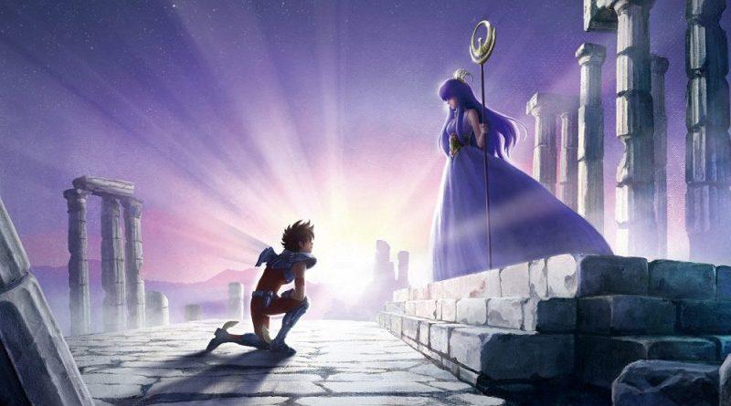 Saint Seiya Netflix Portada Summer