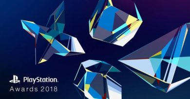 Playstation Awards 2018 3 dic