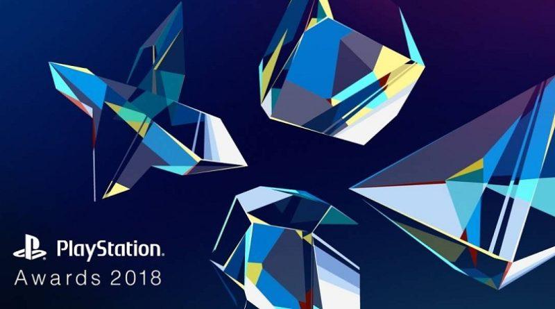 Playstation Awards 2018 3 dic