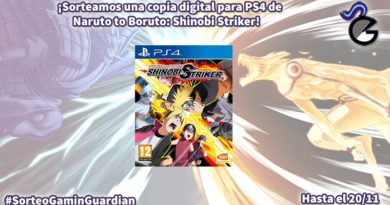 [Sorteo] Copia digital Naruto to Boruto: Shinobi Striker para PS4