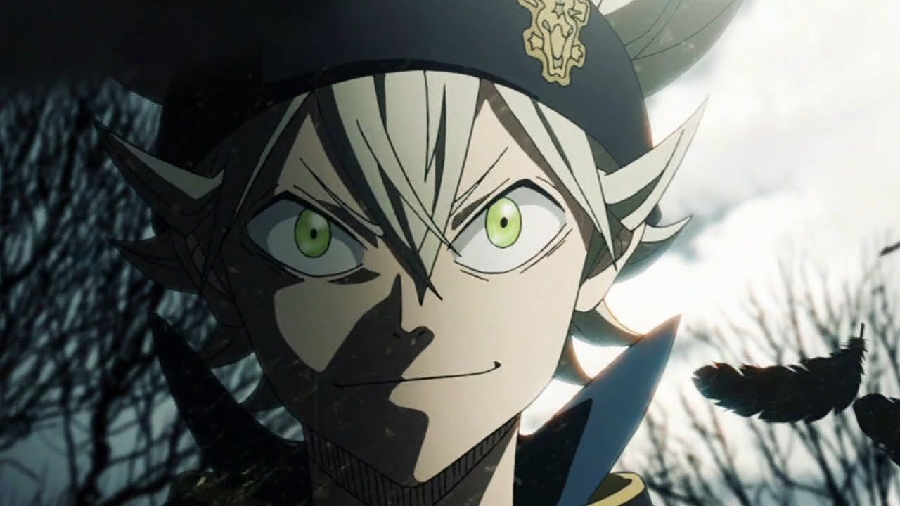 Unduh 53 Wallpaper Black Clover Android HD Gratid