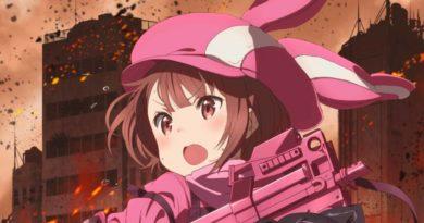 Megahouse lanza una colección de figuras de 'Sword Art Online Alternative: Gun Gale Online'