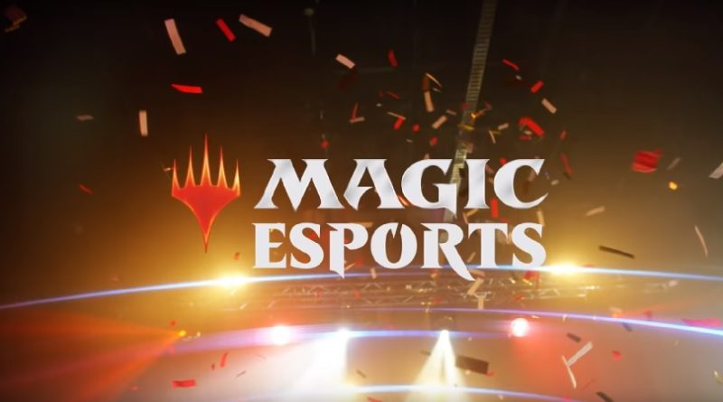 Magic The Gathering eSports Portada